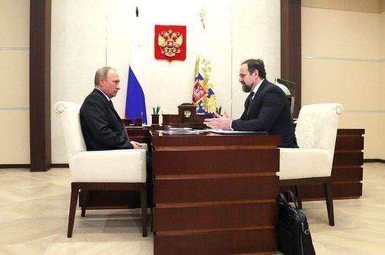 Путин поручил Минприроды упорядочить процесс утилизации мусора