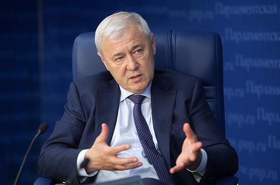 Титов идёт на выборы президента для продвижения своей экономической программы, считает Аксаков