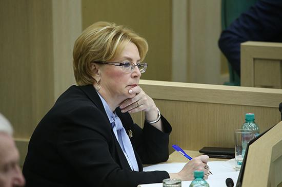 Скворцова сообщила о кратном снижении ВИЧ-заболеваемости в России