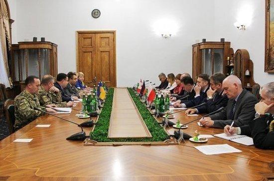 Минобороны Украины создаст новое подразделение порекомендации NАТО