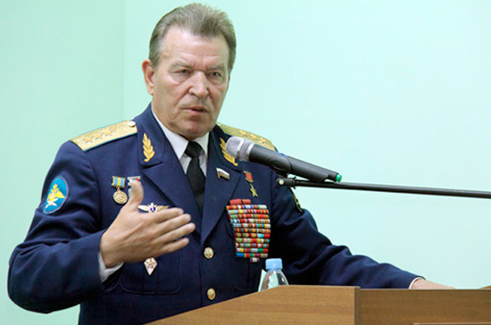 Антошкин: самолётам-разведчикам США нечего делать в небе над Чёрным морем