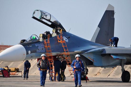 В ЮВО рассказали о перехвате американского самолета-разведчика