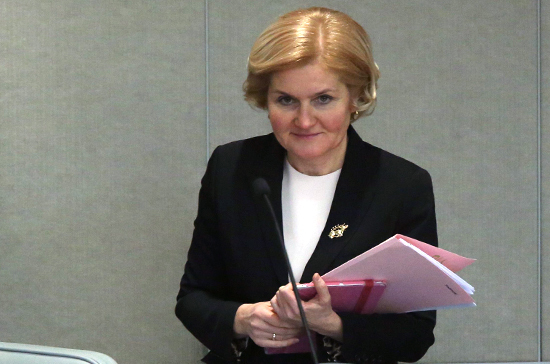 Количество детей в России за пять лет возросло на 3 млн человек, заявила Голодец