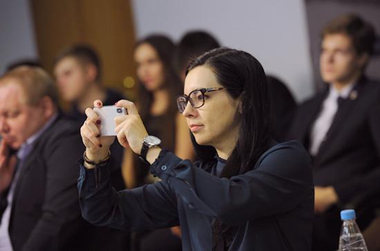 «Думающая молодежь»: молодежный парламент запускает микроблог оработе Государственной думы