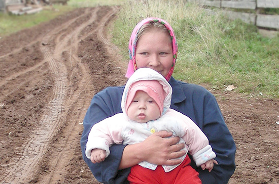 В России введут ежемесячную выплату на рождение первенца