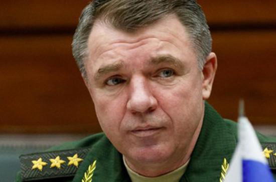 Экс-командующий группировкой России в САР возглавил ВВО