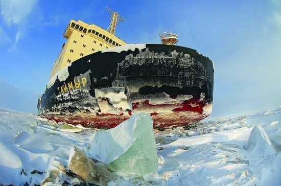 В Санкт-Петербурге открывается VII Международный форум «Арктика: настоящее и будущее»
