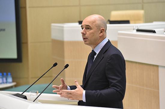 Силуанов: снижение инфляции не помешает запланированной индексации пенсий в 2018 году на 3,7%