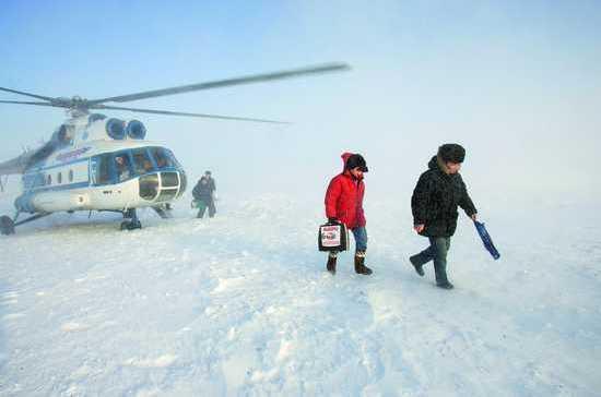Встанет ли полярная авиация «на крыло»