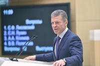 Дмитрий Козак: в регионах не будет дефицита бюджета