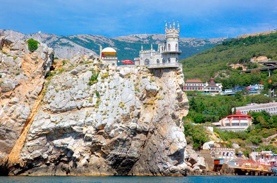 Телеканал BBC изобразил Крым частью России