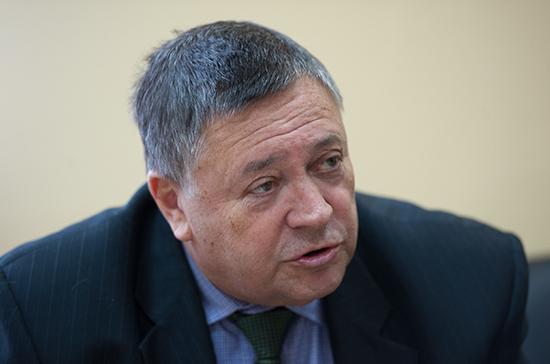 Калашников призвал запретить арест счетов для финансирования гособоронзаказа