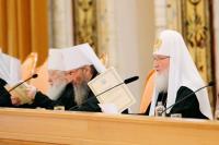 РПЦ: патриарх Кирилл не планирует встречаться с Филаретом в ближайшее время