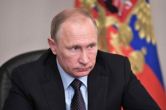 Путин внёс в Госдуму соглашение о службе граждан Южной Осетии в Российской Армии