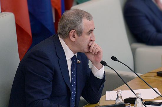 Россия выступает против легализации наркотиков, заявил Неверов