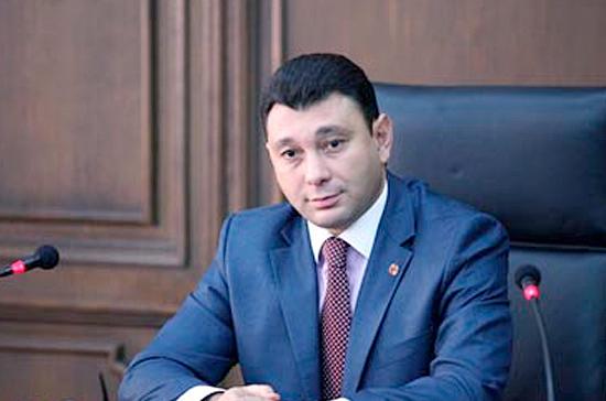 Армения призвала создать международную организацию парламентариев против наркотиков