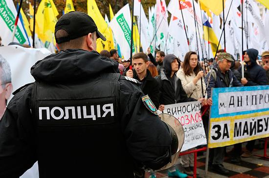 Тема Украины для Запада становится периферийной