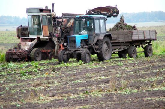 В Госдуме создадут рабочую группу по проблемам сельскохозяйственных земель
