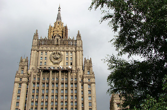 В МИД назвали решение США о сокращении дипперсонала в России преднамеренным