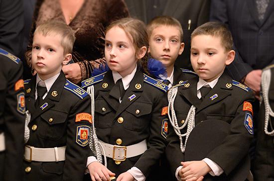 В Госдуме открылась выставка работ детей-инвалидов