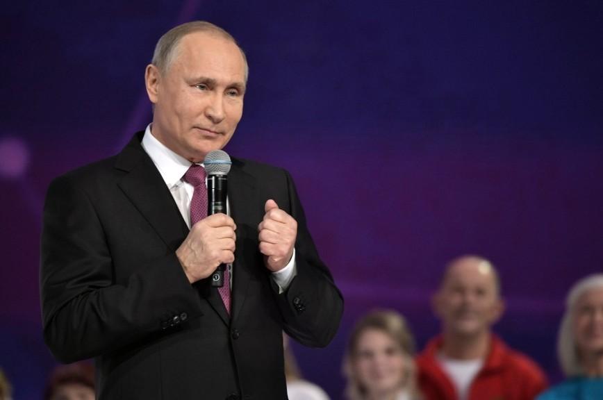 Путин нашёл виноватого в отстранении России от Олимпиады-2018