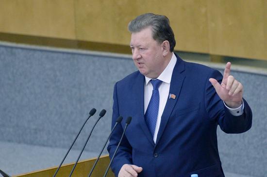 Кашин: рекомендации по развитию сельских территорий будут оформлены в отдельный проект постановления Госдумы