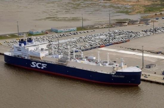 Покупателем первого танкера «Ямал СПГ» стала Novatek Gas And Power