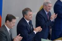 Володин поздравил россиян с наступающим Днём героев