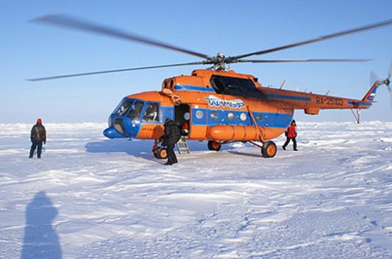 Правительству предложили обновить парк санавиации в Арктике