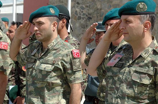 Турция больше невидит угрозы в«сирийском режиме»— МИД