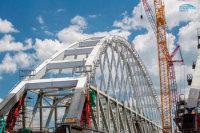 В Крыму ответили на призыв Киева расследовать строительство Керченского моста