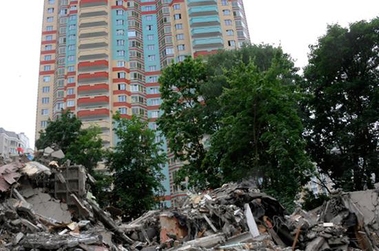 После реновации плотность населения Москвы увеличится на четверть