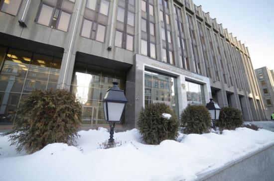 Международный комитет Совфеда поддержал кандидатуру Гатилова на пост постпреда в Женеве