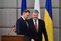 Украина предостерегла Польшу от раздувания «выгодных» России конфликтов