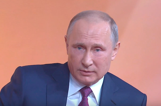 Путин: Россия вовремя напомнила иностранцам о принадлежности Земли Франца-Иосифа