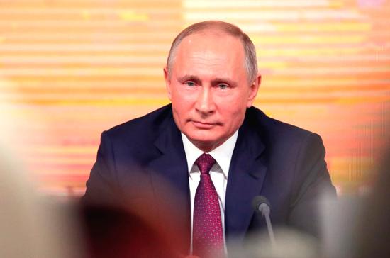 Путин анонсировал увеличение финансирования медицины до 4,1% ВВП в 2018 году