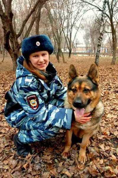 В Самаре полицейская собака помогла оперативно задержать подозреваемого в краже