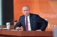 Путин: скандал с олимпийцами раздувается из-за предвыборной кампании в России