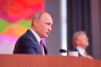 Путин: 93-94% целей «майских указов» достигнуты