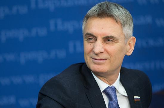 Интересы Совета Федерации в Минюсте будет представлять Сергей Фабричный