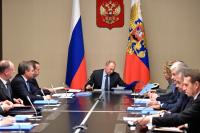 Путин провёл совещание Совета безопасности по вопросу КНДР