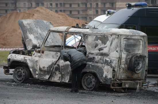 ВПетербурге расследовали дело командира расстрелянных ОМОНовцев