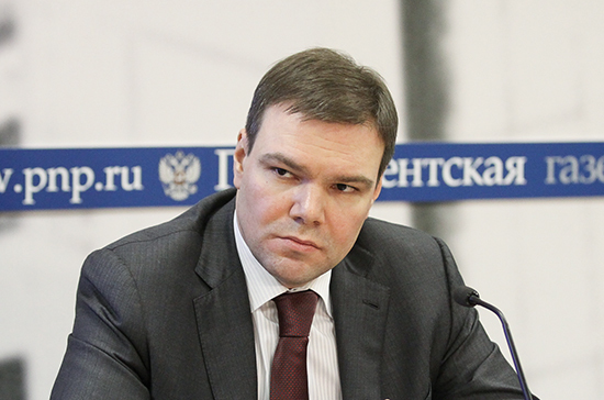 Левин отметил важность цифровизации экономики для суверенитета России