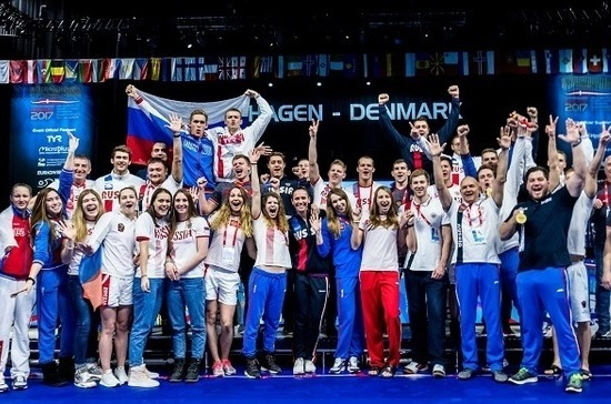 Сборная России по плаванию установила рекорд по победам на чемпионатах Европы