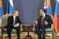 Путин встретится с президентом Сербии Вучичем 19 декабря