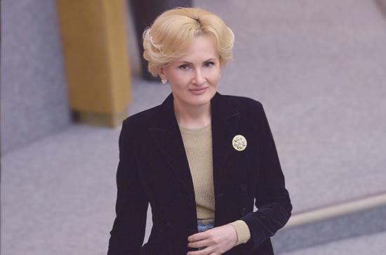 Яровая отметила появление «ноток взаимодействия» в отношениях России и США