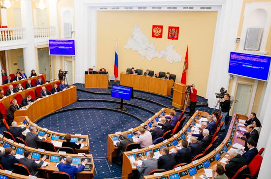 Началась дискуссия об отмене деклараций для муниципальных депутатов