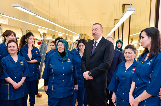 Большинство жителей Азербайджана готовы поддержать Алиева на предстоящих выборах президента