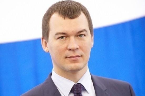 Дегтярев: Крымский мост олицетворяет социальную энергию от воссоединения Крыма с Россией