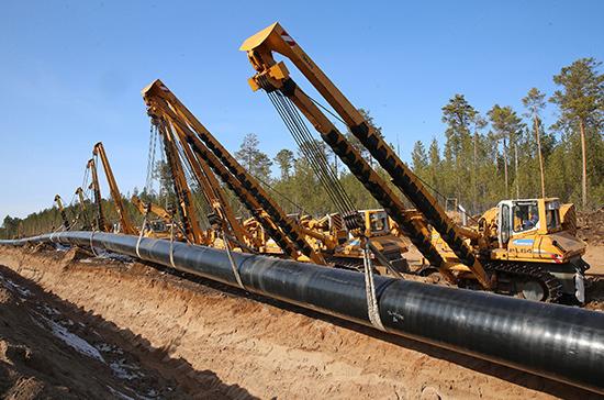 Газпром уложил более 600 км газопровода «Турецкий поток»